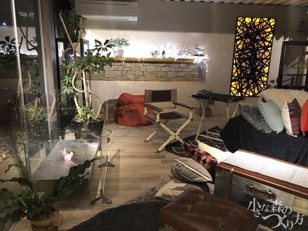 20171217ガーデンルームの模様替え9-R