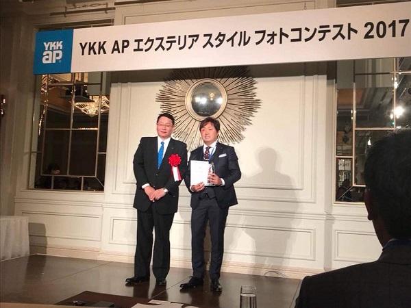 YKK表彰式2017-3